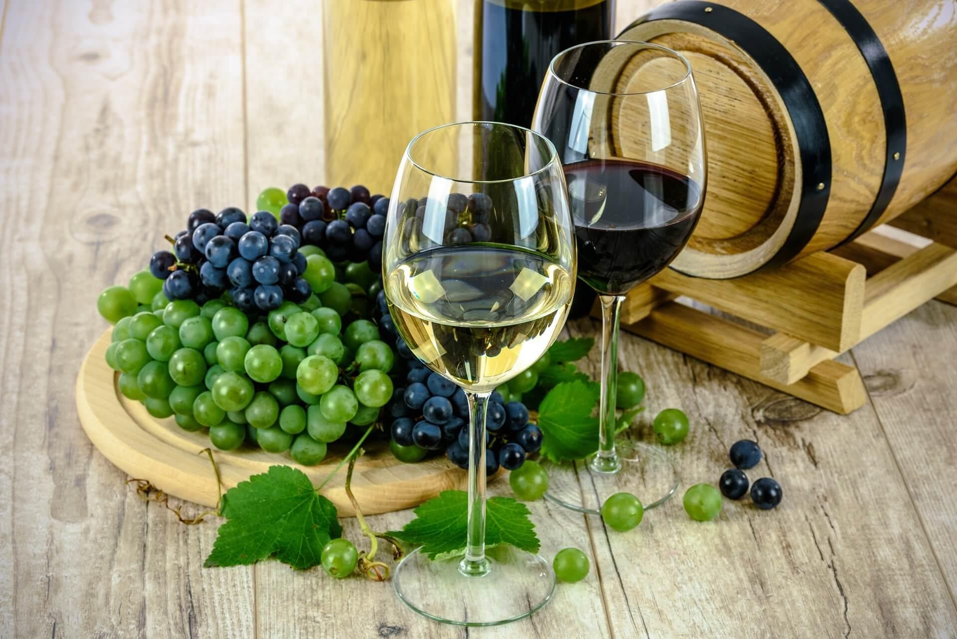 Víno z JAR