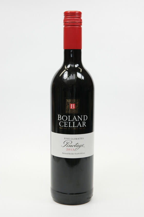 Boland Five Climates Pinotage 2013